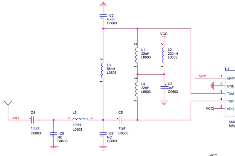 最近在设计一款遥控器,使用的方案是SI4010的,天线使用的是画在PCB板上的鞭状天线。目前在测试的时候发现一个现象。按照下图两个方向来测试遥控器,图2的测试距离明显比图1的要远将近1倍的距离。 1,请问这是什么原因? 2,天线信号是怎么传输的?是主要从A点辐射出去还是从B点?