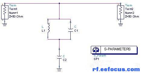 射频收发隔离电路